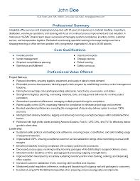 Shipping Receiving Clerk Resume Oneswordnet