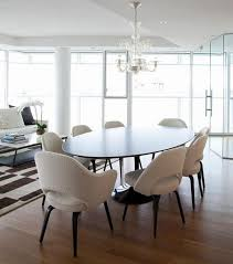How To Choose The Right Dining Room Chairs With Wheels Within Round