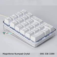 VietGear.vn - Bàn phím cơ Numpad Magicforce Crytal mới về...