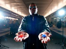 The Biggest 'Matrix' Question of All: Red Pill or Blue Pill? | WIRED
