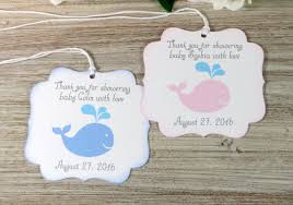 Free Printable Blue Baby Shower Favor TagsBaby Shower Tag