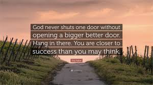 Inspirational Quotes About God And Success