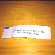 Fortune Cookie Quotes