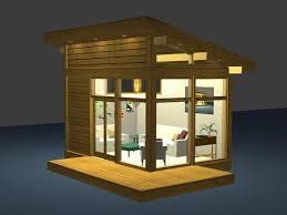 modern studio kit by lindal cedar homes