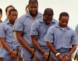 Image result for black prisoner photos
