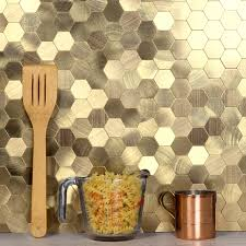 Abolos Peel and Stick Tile Backsplash ...