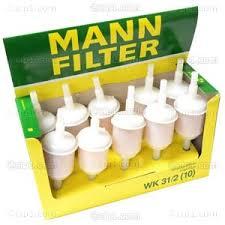 c13 9100 mann genuine mann brand universal in line fuel filter inline fuel filter 1/4 c13 9100 mann genuine mann brand universal in line fuel filter box of 10 filters