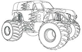 Free Printable Fire Truck Coloring Pages Trucks Loco Monster Fireman
