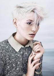 Coupe Courte Femme Blonde Quelle Coupe Blonde Courte