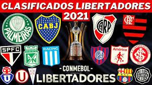 TODOS Los EQUIPOS CLASIFICADOS a la COPA LIBERTADORES 2021 | Los 42  Clasificados hasta el momento - YouTube