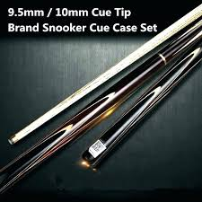 pool cue cases for custom cues brand snooker tips handmade ash wood shaft leather case action dealer pool cue case
