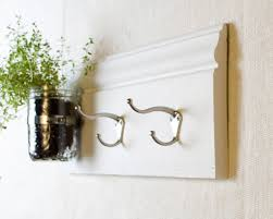 Silver Wall Coat Rack New Wall Coat Hangers With Silver Hanger Hook Design Idea For 8