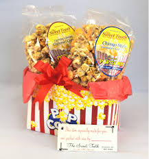 the regulargift basket includes two regular size bags of popcorn in your choice of flavors 19 95