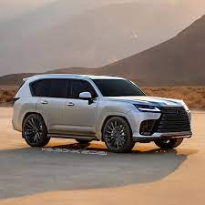 """Laid Out 2022 Lexus LX Tries to Hide Ultra Luxury Excess With CGI """"Shadow  Line"""" - autoevolution"""