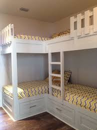 Best 25+ Bunk rooms ideas on Pinterest | Bunk bed rooms, Bunkhouse and Fun bunk  beds
