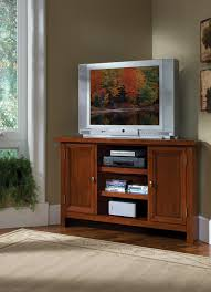 Living Room Entertainment Living Room Home Interior Entertainment Tv Set On Rustic Corner