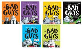the bad guys series kids books