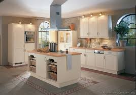 Enchanting Countertops For White Kitchen Cabinets Great Interior