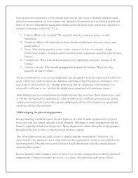 Internal Audit Report Findings Sample