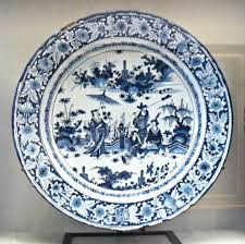 Blue And White China Pattern Name