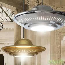 ceiling fixture modern flying saucer