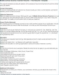 Elementary School Teacher Resume Sample Free Resume Layout Com