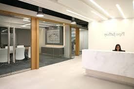 office false ceiling design false ceiling. Office Lobby Ceiling Design: Fascinating Reception Workspace Kitchen Furniture False Design