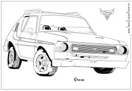 Small Picture Coloring Pages Boys Racing Car Coloring Page Source With Gjc