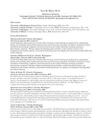Patent Attorney Resume Free Resume Templates 2018
