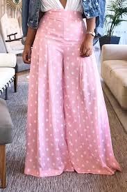 Lovelywholesale Size Chart Lovely Trendy Loose Pink Pants