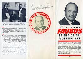 Campaign Brochure Faubus Campaign Brochure Encyclopedia Of Arkansas
