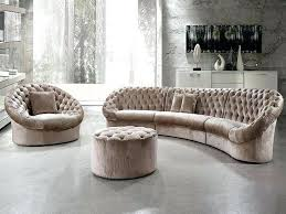 round sectional sofa bed. Circular Sectional Couch Round Sofa Luxury Bed .
