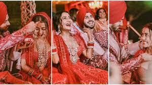 Neha Kakkar posts fresh pics from wedding, husband Rohanpreet calls her 'my  most beautiful princess' - Hindustan Times