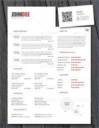 Adobe Indesign Resume Template Resume Example