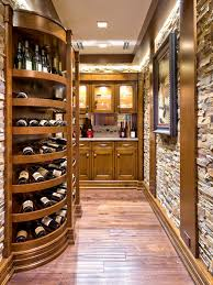 Wine Cellar In Kitchen Floor A Warm Luxury Rustic Retreat In North Carolina Adorable Home