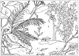 Small Picture scene coloring pages