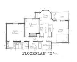 residential floor plan with dimensions