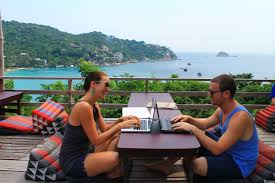 types of online writing jobs for digital nomads nomad income there