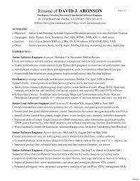 Best Resume Software Standard Software Engineer Resume Samples Trend Shopg Mainframe 98