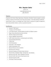 Amazing Fresno State Resume Gallery - Simple resume Office .
