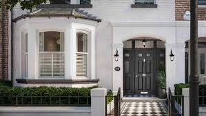 composite front doors and side panels