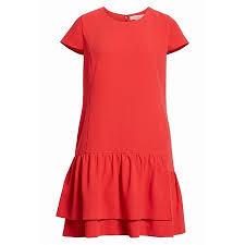 1901 Size Chart Nordstrom 1901 Nordstrom Dresses Womens Ruffled Short Sleeve Medium