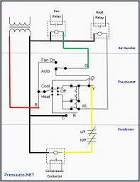 wiring diagram for magnetic motor starter copy moto good pleasing contactor single phase