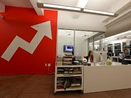 contemporary kitchen office nyc. The BuzzFeed Office Takes Up Two Floors. First Floor Houses Much Of Operational Contemporary Kitchen Nyc N