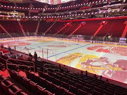 Little Caesars Arena View From Lower Level 119 Vivid Seats