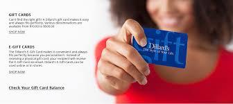 check balance on dillards gift card photo 1