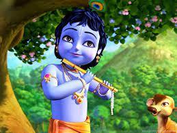 Little Krishna 4K Wallpapers - Top Free ...