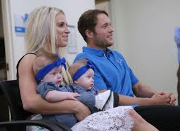 It could be in the best interest of the lions and stafford to part ways. Kelly Stafford Has Acoustic Neuroma Brain Tumor Here S What It Means