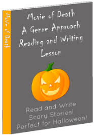 writing a scary story lesson plan english advantage writing a scary story lesson plan