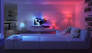 philips hue lounge